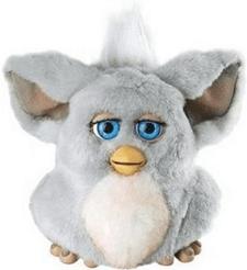 Furby Exoskeleton