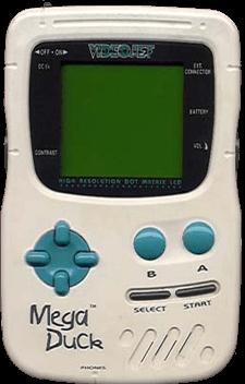 Mega Duck Console