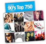 Veronica's 90's Top 750