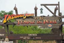 Indiana Jones Disneyland