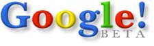 Google 1997 Website