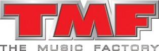 TMF logo jaren 90