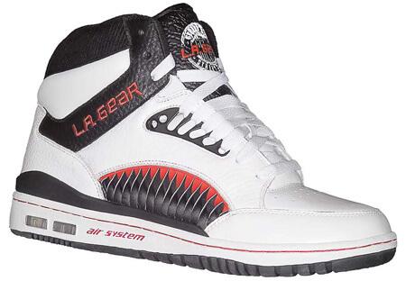 la gear jaren 90 lichtjes schoenen