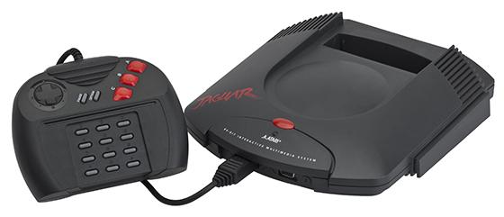 Atari Jaguar speelgoed jaren 90