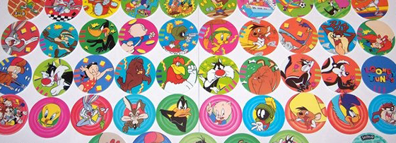 Flippo's speelgoed jaren 90