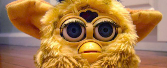 Furby jaren 90 speelgoed