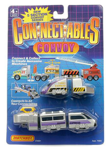 Connectables jaren 90 van Matchbox