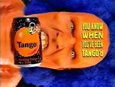 Tango drink jaren 90